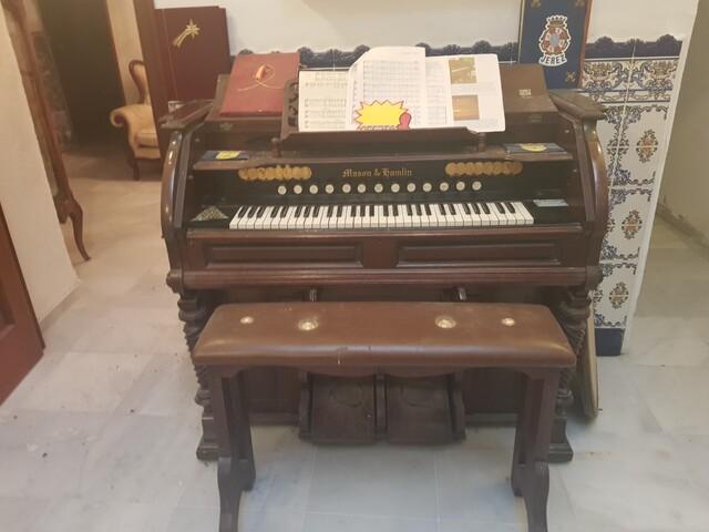 PIANO,  ORGANO,  HARMONIO - foto 2