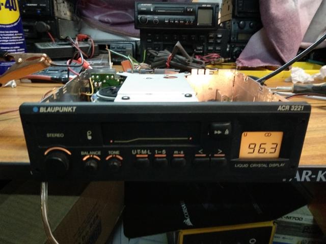 RADIO CASSETE CLASICO BLAUNPUKT - foto 2