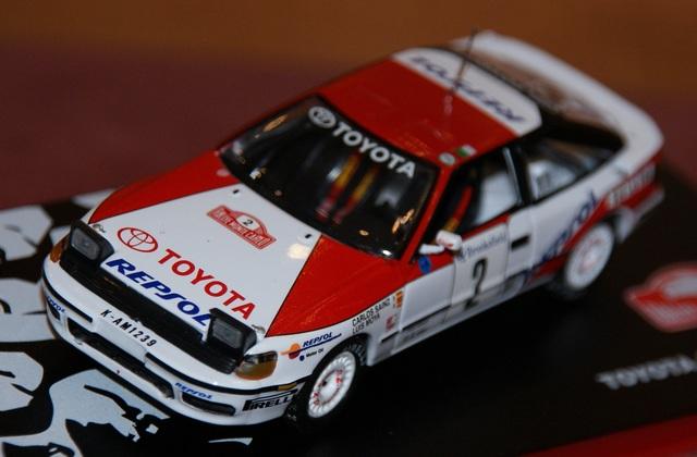 Toyota Celica Gt4 Rallye De Montecarlo 1