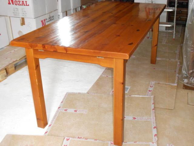 disco de madera tablero de mesa aprox Disco de árbol nogal lijado 65 x 58 x 5 CM