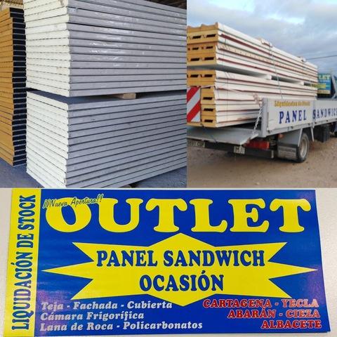 Outlet Albacete Panel Sandwich (2)