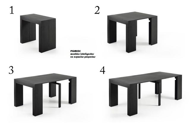 MIL ANUNCIOS.COM - Mesa consola extensible. Muebles mesa consola ...