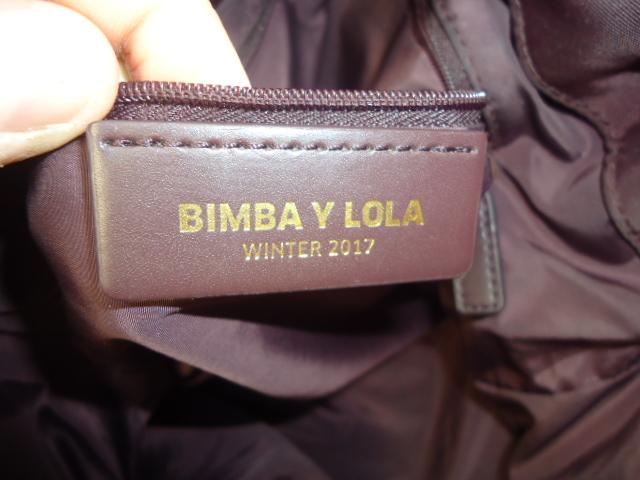 MIL ANUNCIOS.COM Bolso bimba y lola burdeos, original mid