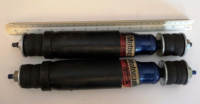 AMORTIGUADORES ARMSTRONG(TIPO N-2 -1954 - foto 1