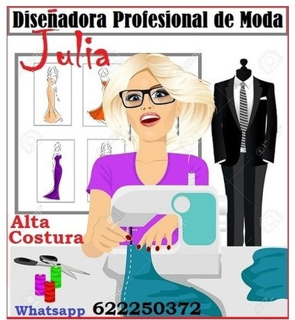 COSTURERA MODISTA DISEÑADORA - foto 4