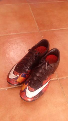 zapatos deportivos ea260 31f03 ZAPATILLAS FUTBOL TACOS NIKE CR7