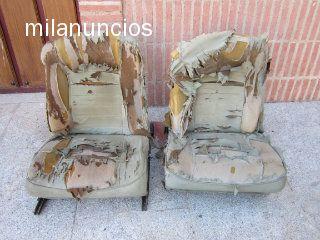 ASIENTOS DELANTEROS RENAULT 5 - foto 3