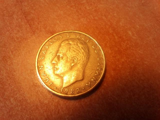 Moneda De 100 Pesetas 1982