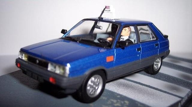 Renault 11 Escala 1:43 En Su Caja