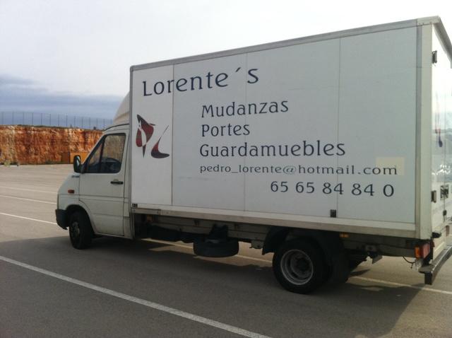 MUDANZAS A TODA ESPAÑA - foto 1