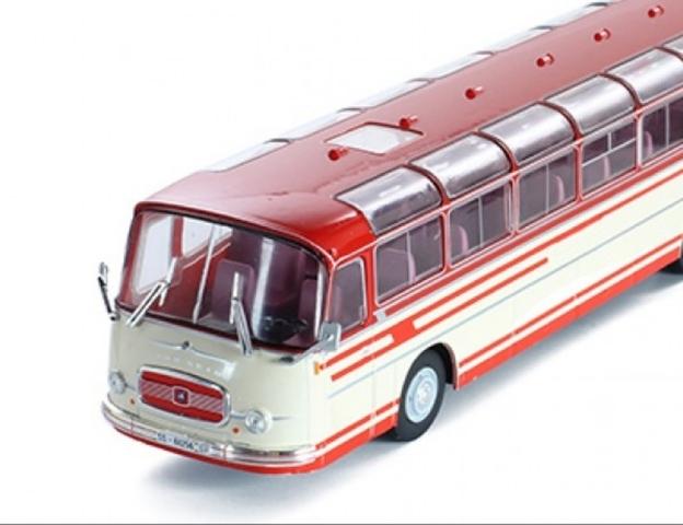 Ixo Bus Setra S 14  Escala 1:43