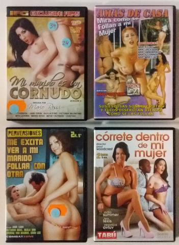 DVDS DE CORNUDOS Y CONSENTIDORES - foto 1