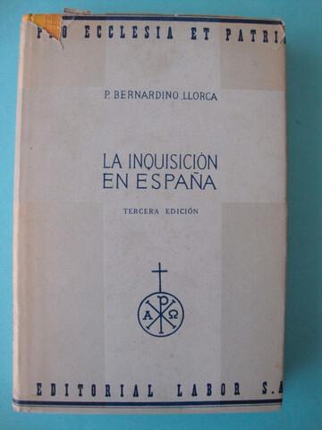 LA INQUISICIÓN EN ESPAÑA AÑO 1954 - foto 1