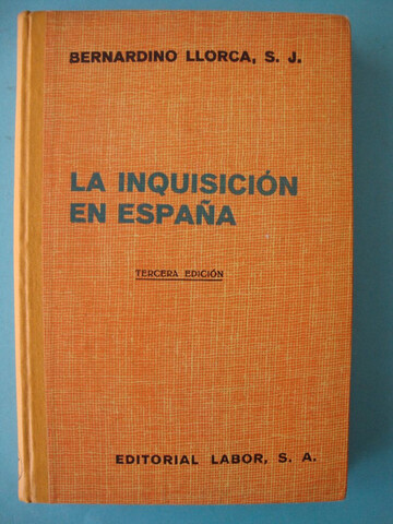 LA INQUISICIÓN EN ESPAÑA AÑO 1954 - foto 3
