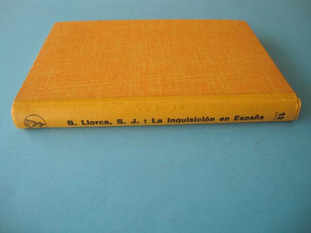 LA INQUISICIÓN EN ESPAÑA AÑO 1954 - foto 4