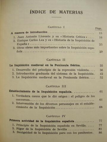 LA INQUISICIÓN EN ESPAÑA AÑO 1954 - foto 5