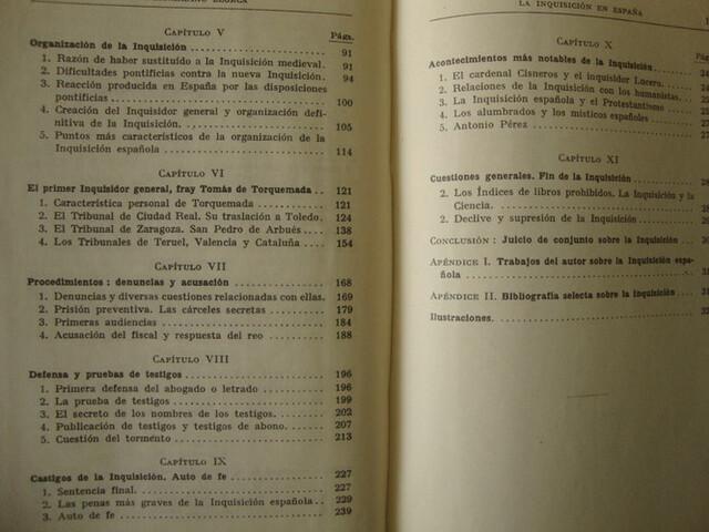 LA INQUISICIÓN EN ESPAÑA AÑO 1954 - foto 6