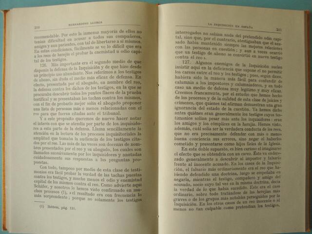 LA INQUISICIÓN EN ESPAÑA AÑO 1954 - foto 7