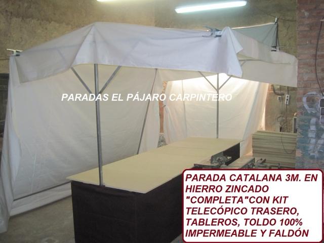 PUESTOS MEDIEVALES DE MADERA - foto 4