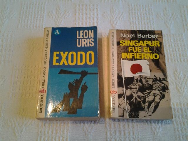 LOTE DE 6 LIBROS POR 15  EN TOTAL - foto 2