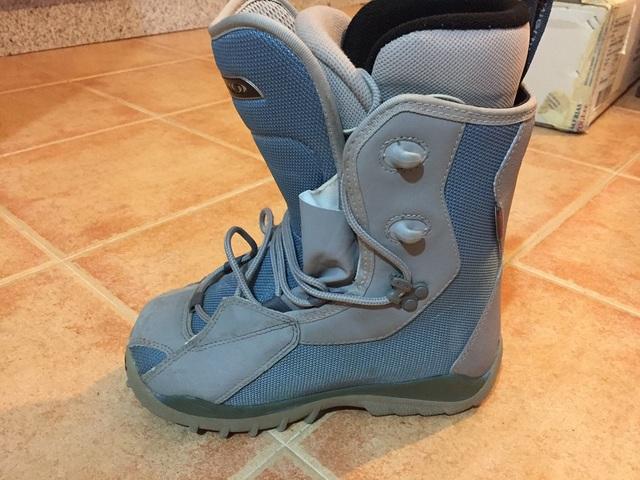 Baratas Salomon para mujer botas de snowboard todo