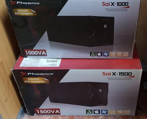 SAI PHOENIX X-1000 Y X-1500 - foto 1