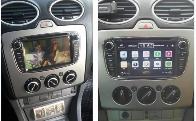 Autorradio ISO adaptador ford courier fiesta focus escort Mondeo puma tránsito ka a