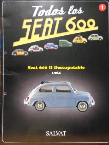 Seat 600D Descapotable