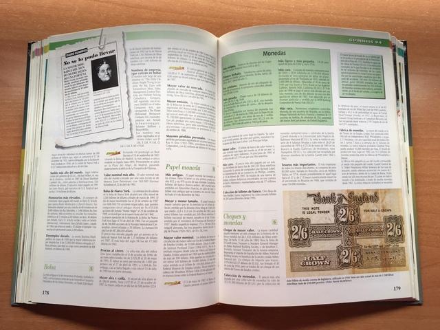 LIBRO GUINNESS DE LOS RECORDS 1994 - foto 3