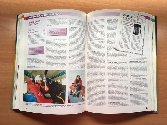 LIBRO GUINNESS DE LOS RECORDS 1994 - foto 4