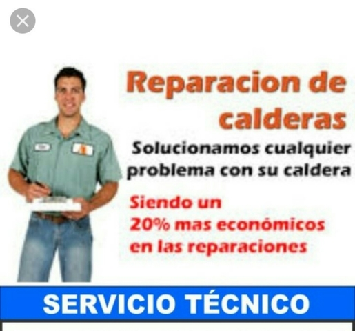 TECNICO DE CALENTADORES,  CALDERAS TERMOS - foto 1