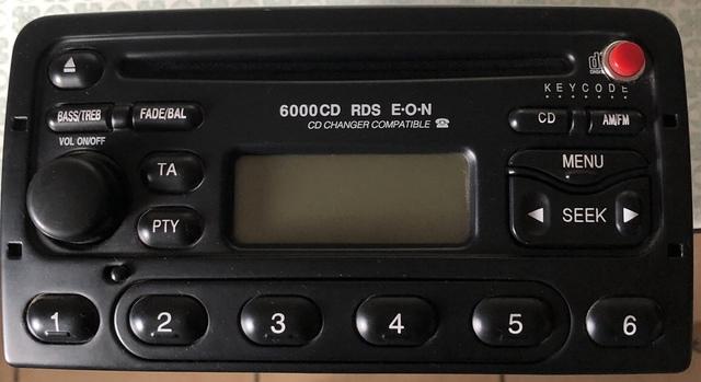 RADIO CD FORD FOCUS - foto 1
