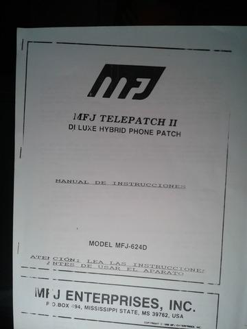 MFJ TELEPAT. II.  REGALO AVISADOR DE RADAR - foto 2