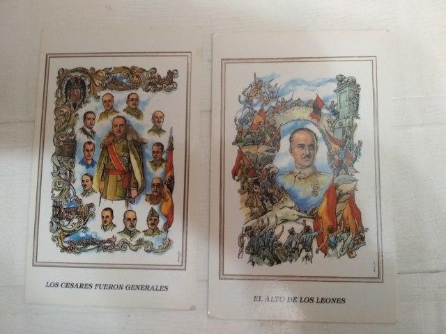 CALEDARIOS Y DNI DEL GENERAL FRANCO - foto 5