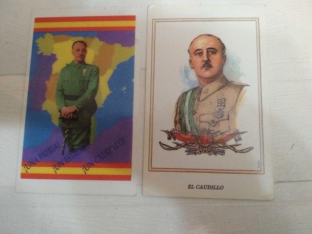 CALEDARIOS Y DNI DEL GENERAL FRANCO - foto 6