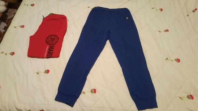 MIL ANUNCIOS.COM Pantalon chandal rojo Segunda mano y