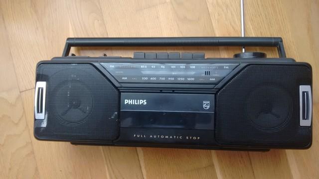 RADIO CASSETTE PHILIPS - foto 2