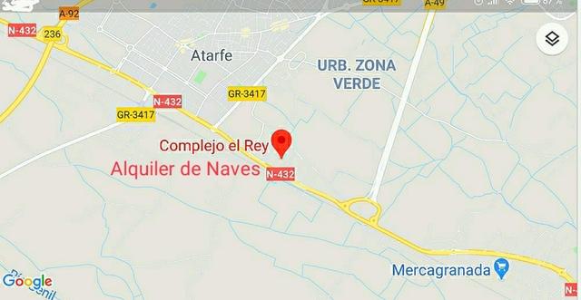 NAVES.  COMPLEJO INDUSTRIAL EL REY - foto 5
