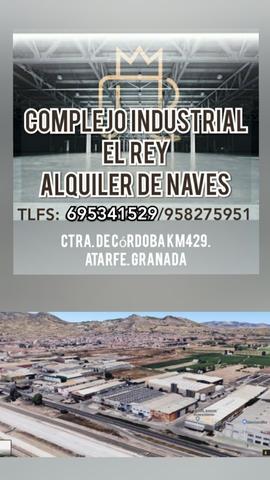 NAVES.  COMPLEJO INDUSTRIAL EL REY - foto 7