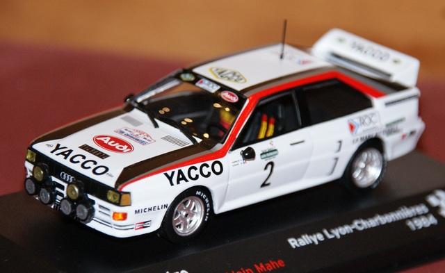 Audi Quattro Rallye Lyon - Charbonnieres