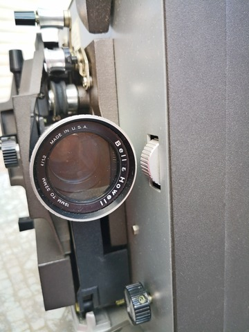 PROYECTOR SUPER 8 ,  BELL AND HOWELL - foto 7