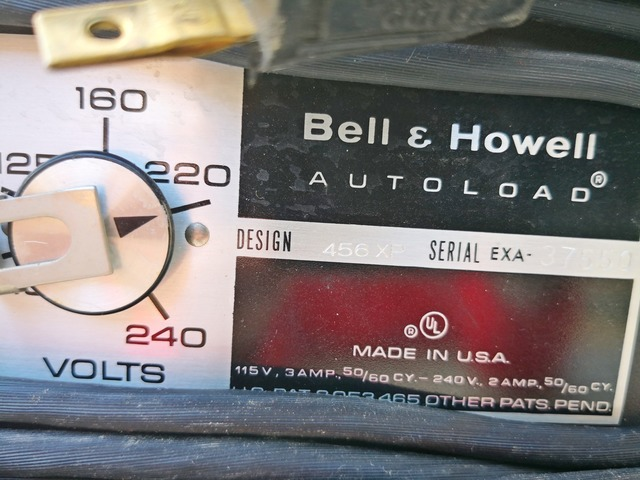 PROYECTOR SUPER 8 ,  BELL AND HOWELL - foto 9