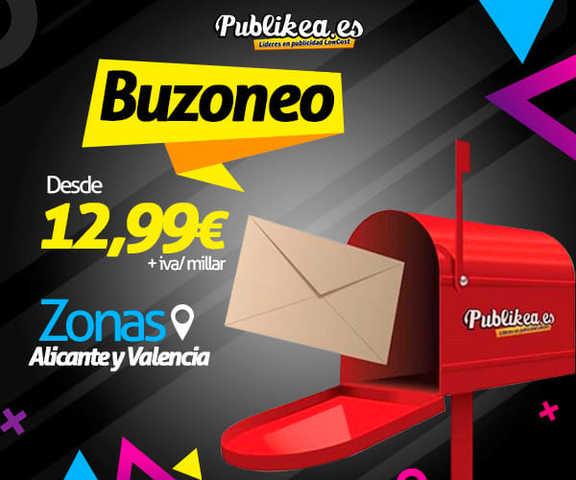 BUZONEO DESDE 12, 99  / MILAR - foto 1