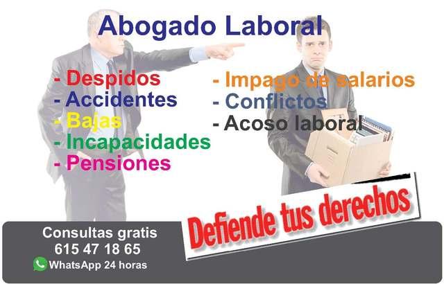 ABOGADO LABORAL - foto 1