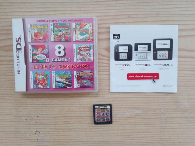 NINTENDO DS SUPER DS COMBINATION - 8 JUE - foto 1