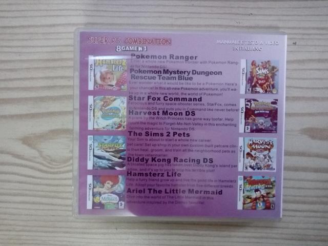 NINTENDO DS SUPER DS COMBINATION - 8 JUE - foto 2