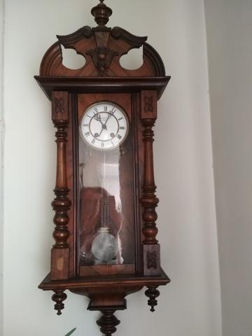 Reloj De Pared Hermann Piaget