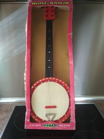 Juguete Mini Banjo  Airgam