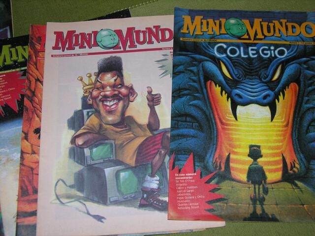 COLECCION MINI MUNDO - foto 2