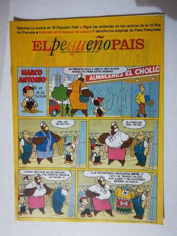 EL PEQUEÑO PAIS - foto 1